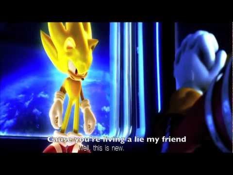 Sonic: I'm Alive (with lyrics)