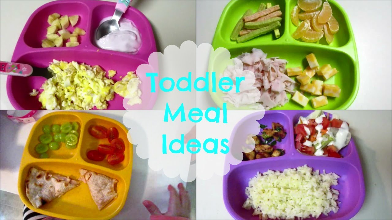 toddler meal ideas veda day 7 youtube