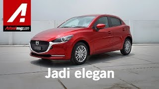 Mazda 2 : Wajah baru