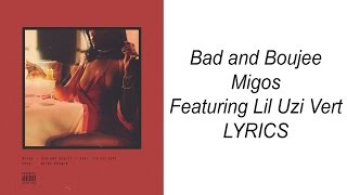 bad and boujee migos lyrics