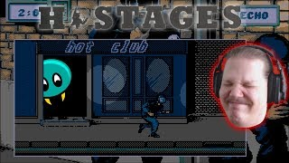Hostages (Amiga) Attempt #2 | IT WORKS! ... ALMOST
