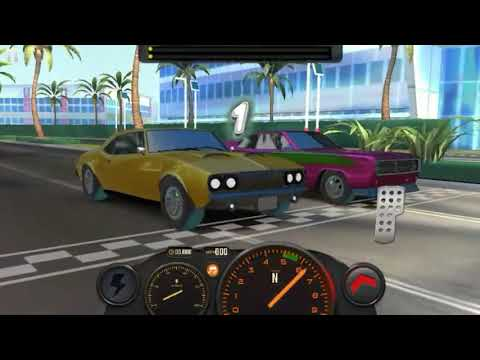 Classics Racing Pro: Drag Race and Real Speed Android Gameplay HD #ClassicsCars #AndroidGames #Games