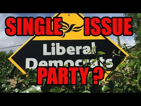 🇪🇺 Liberal Democrats Campaign for Brexit Reversal 🇪🇺