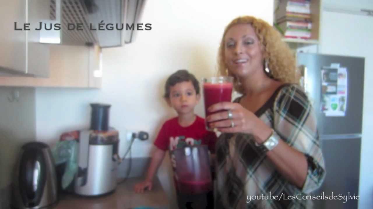 Ep 13 comment faire un jus de l gumes en 5 minutes 2 me partie r quilibrage r gime - Faire des jus de legumes ...