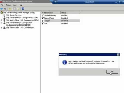 SQL Server: Error conexion remota  (Error 1326), conexion remota SQL