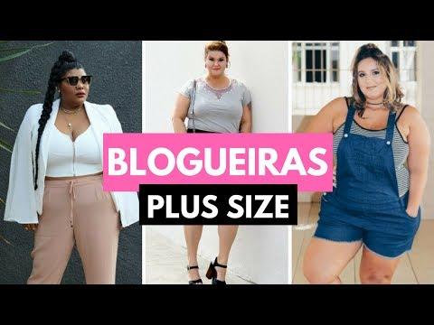 5 Blogueiras plus size para se inspirar // por Cinderela de Mentira ❤️
