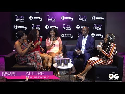 Episode 25 -The Lil' Mo Show-Podcast | R&B Group ALLURE Talks Life After MARIAH CAREY
