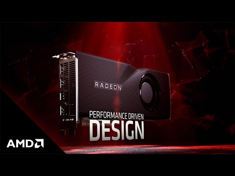 AMD Radeon™ RX 5000 Series Graphics Cards