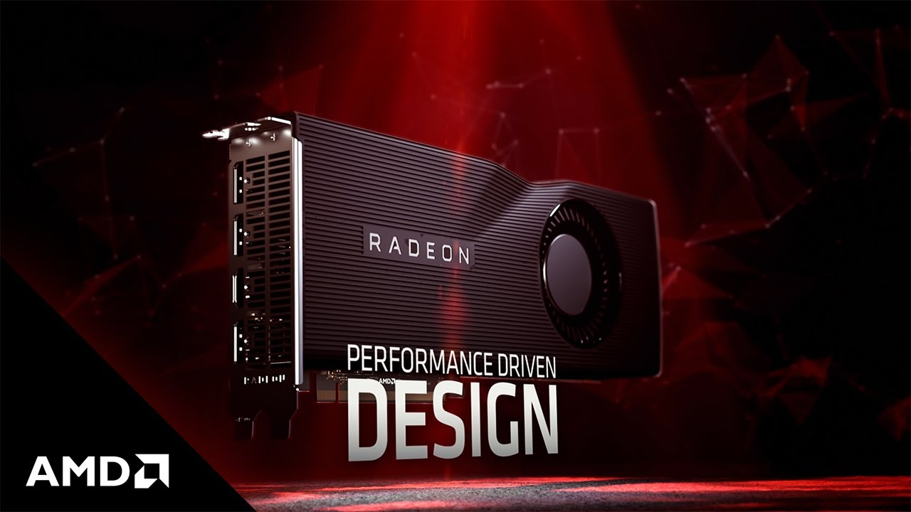 Radeon Rx 5700 Xt Graphics Amd