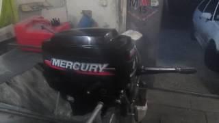Меркури-9,8лс (стенд)