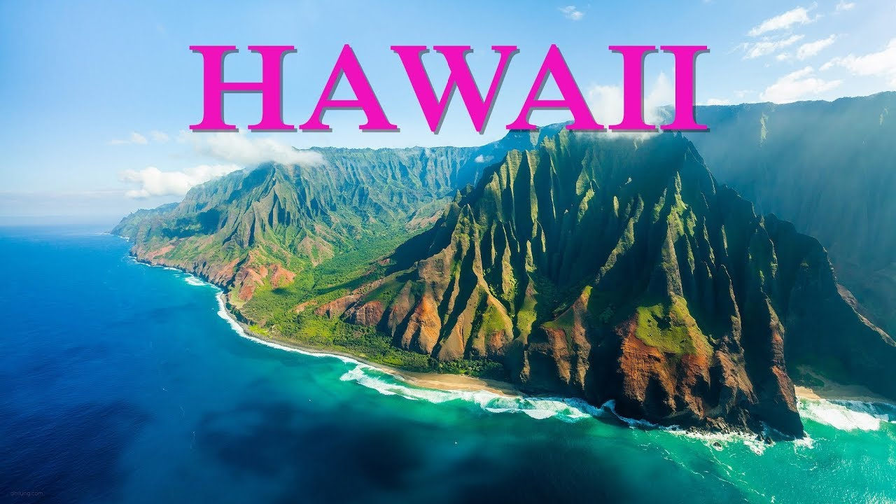 10 Best Places To Visit In Hawaii Usa Travel Youtube
