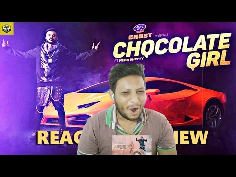 Chocolate Girl I NorthIndian Reaction Review I Kannada Rapper Chandan Shetty ftNeha Shetty