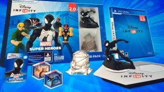 Black Suit Spider-Man Disney Infinity Figure Announced
