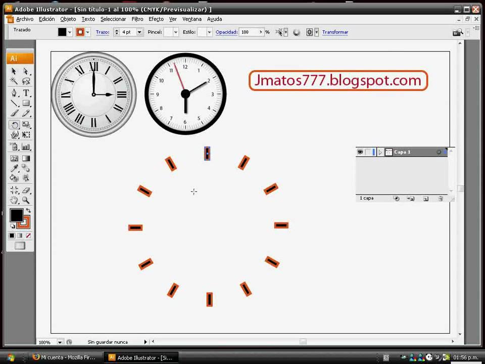 Ilustrator Rotacion Objetos Rotar Cs3 Illustrator Kc3l1TFJ
