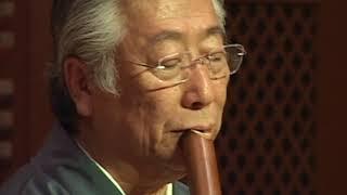 """「ひころ」古屋輝夫 FURUYA Teruo (2.7 shakuhachi )/""""Hikoro""""高橋久美子 作曲(2019)Composed by TAKAHASHI Kumiko"""