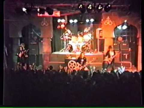 King Diamond - The Candle (Live @ Holland, 1986)