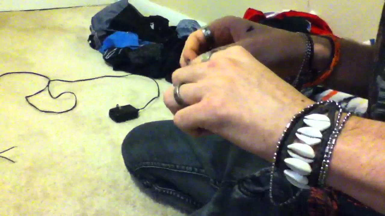 How to make a homemade tattoo gun youtube for How to assemble tattoo gun