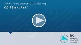 QGIS Basics Part 1