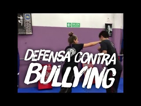 Defensa contra Bullying | Krav Maga Argentina / Defensa Personal