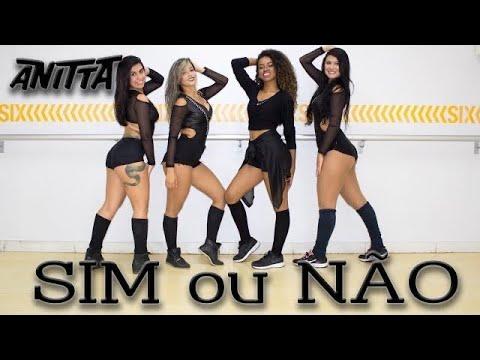 Sim ou Nao - Anitta - Cia NinaMaya