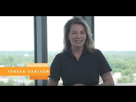 AWS Public Sector Summit 2017 – Teresa Carlson
