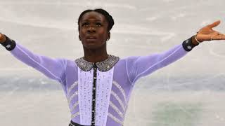 This French Figure Skater Made a Surprising Costume Change Midway Through Her Olympic