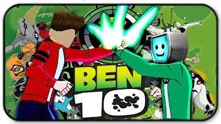 Ben 10 vs Albedo Final Showndown In Roblox Ben 10 Arrival Of Aliens With Matrixplays