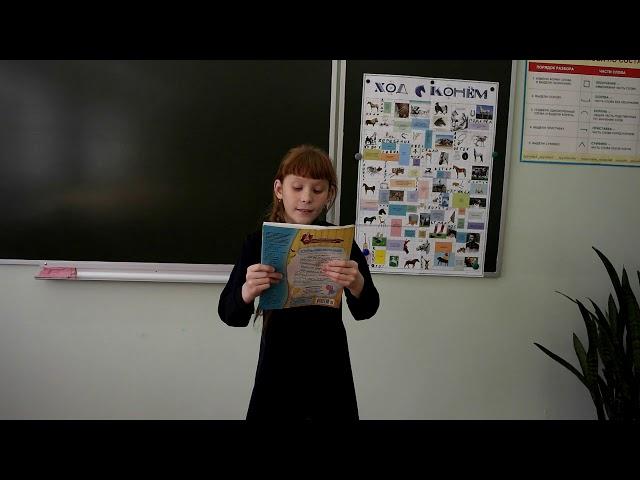 Изображение предпросмотра прочтения – ВалерияБрайнингер читает произведение «Весенняя сказка» С.Г.Козлова