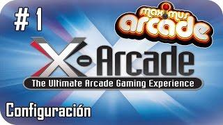 Maximus Arcade  desde cero - configuración | Parte 1 - El Hendri