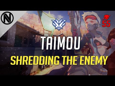 EnVy Taimou - Shredding the enemy 55 kills in Route66