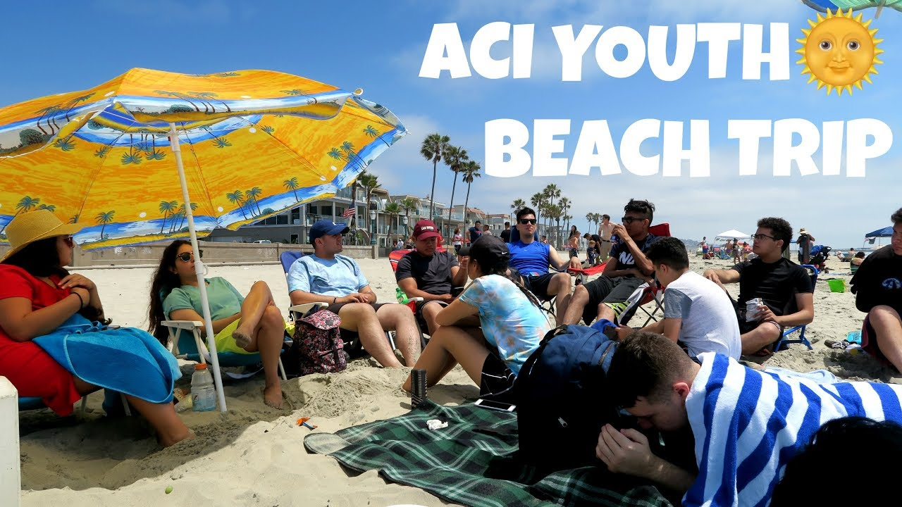 ACI Youth Beach Trip