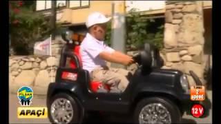 Pilsan akülü apaçi araba