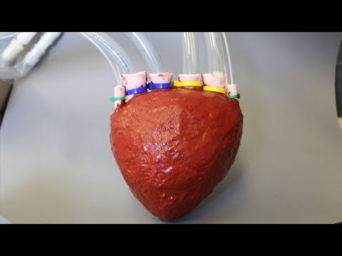 New materials to change the future: Artificial heart, thirsty concrete and more - Compilation
