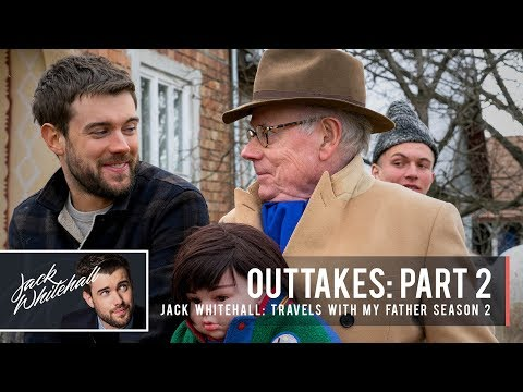 OUTTAKES: Part 2  Jack Whitehall: Travels With My Father Season 2