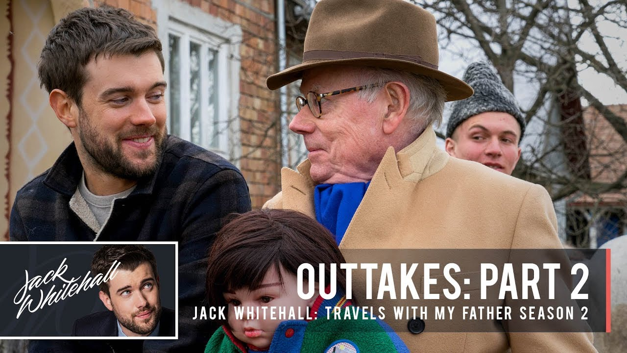 OUTTAKES: Part 2 | Jack Whitehall: Travels With My Father Season 2
