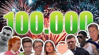 Youtube Kacke: Zuschauerwünsche! (100.000 Abo-Special)