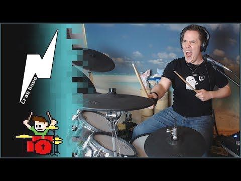 Noisestorm - Crab Rave On Drums! -- The8BitDrummer