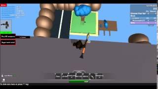 Venture Through Roblox 3: BvG Island wars part 1