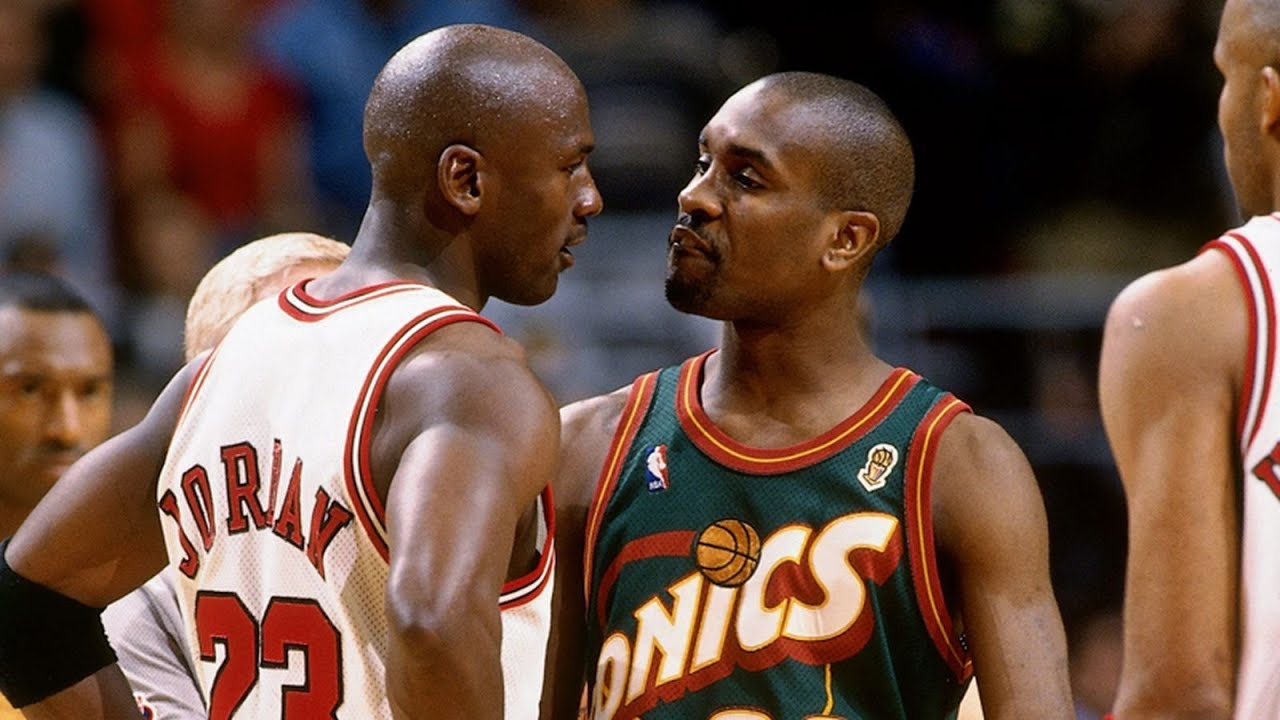 Image result for sonics nba finals