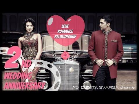 2nd WEDDING ANNIVERSARY Donita dan Adi Nugroho | ulang tahun pernikahan | vlog indonesia | ponton