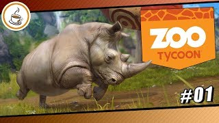 Ein neuer Zoo #01 «» Zoo Tycoon: Ultimate Animal Collection PC | Deutsch
