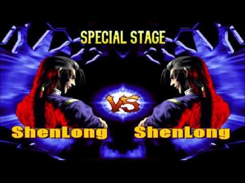 Bloody Roar: Phá đảo Shenlong bằng Shenlong độ khó cao nhất