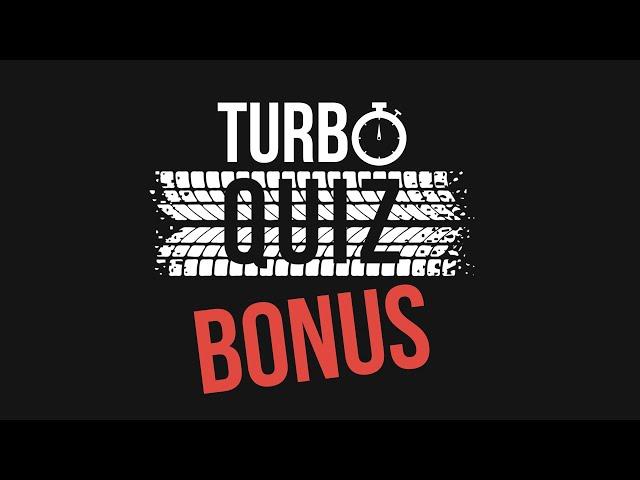 Turbo Quiz - Bonus