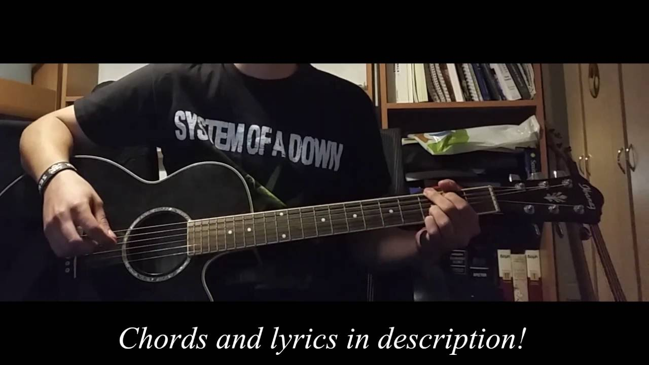 Green Day Ordinary World Acoustic Guitar No Capo Cover Lyrics