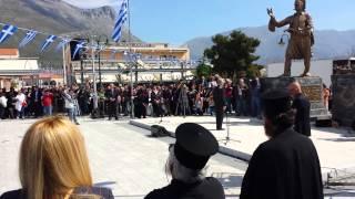 Μίλησε η Μάνη: Αποθέωσαν την Χρυσή Αυγή - Προδότες οι κυβερνητικοί