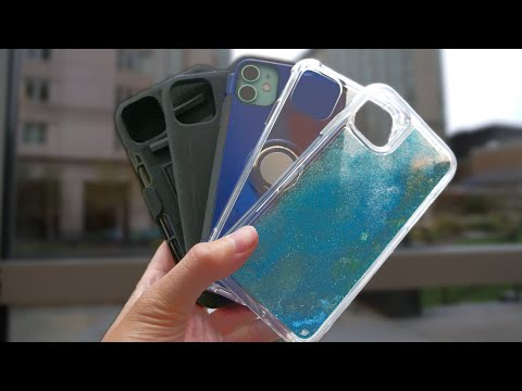 iphone-11-moko-cases-review-(clear,-silicone,-ring-holder,-liquid,-rugged)