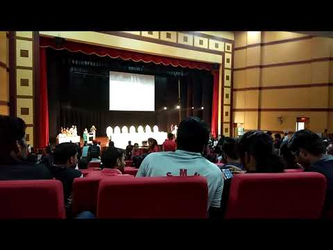 Dr. Shakuntala Misra National Rehabilitation University auditorium (DSMNRU) //hindi