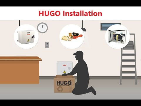 How to Install a HUGO Tankless Battery Backup System