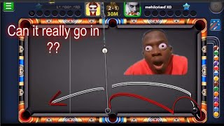 Watch and learn my students 😜 | 8 ball pool trick shots with muhannad XD