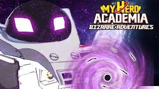 Black Hole Quirk vous brise! Mon héros Bizarre Adventures - Roblox